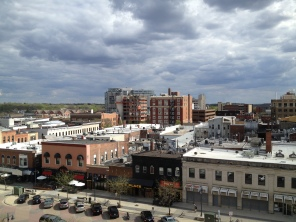 Downtown Iowa City