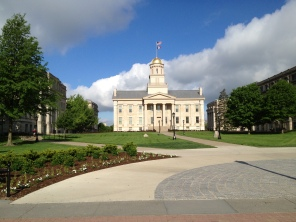Old Capitol of Iowa