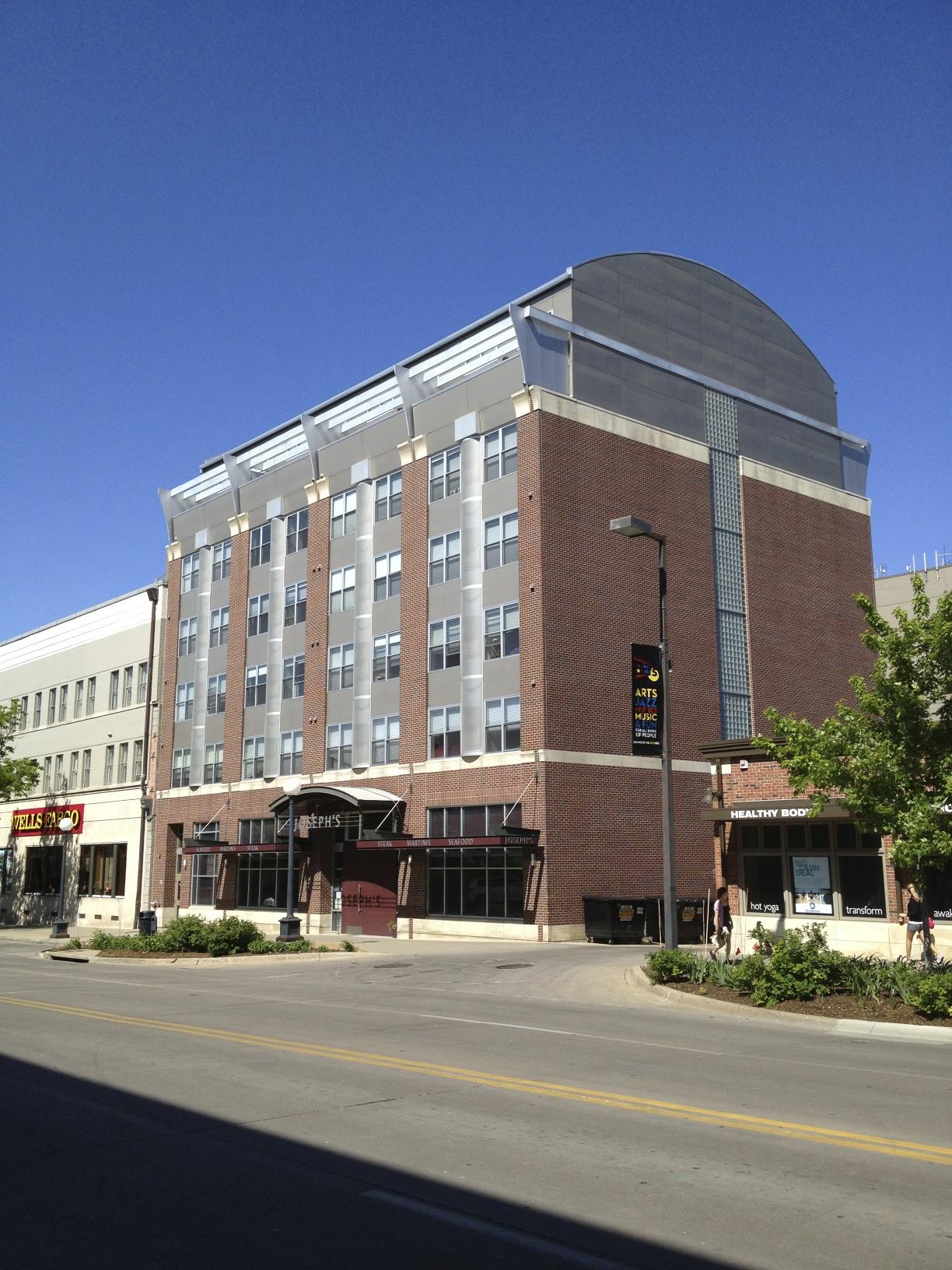 Iowa City Architecture Area Buildings Architecture