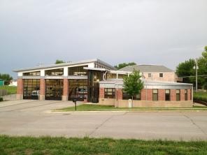 Iowa City Fire Station #2